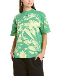 Off-White c/o Virgil Abloh Off-white? Tie-dye Sweatshirt - Green