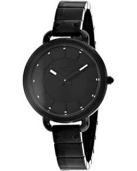 Jean Paul Gaultier Women's Index Watch - Black