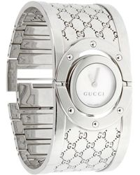 Gucci Gucci Women's Stainless Steel Watch - Metallic