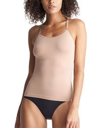 Yummie By Heather Thomson Lace Back Camisole - Multicolour