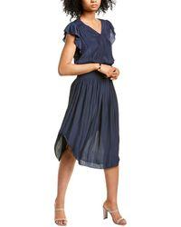 Ramy Brook Amber Dress - Blue