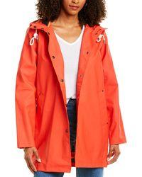 Pendleton Olympic Medium Rain Jacket - Orange