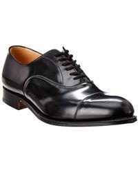 Church's Dubai Leather Oxford - Black