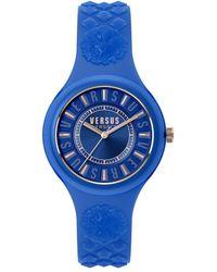 Versus Fire Island Watch - Blue