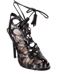 Charles David - Charles By Priscilla Leather Sandal - Lyst