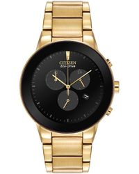 Citizen Men's Stainless Steel Watch - Black