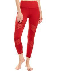 Nanette Lepore Milkway Legging - Red