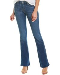 7 For All Mankind 7 For All Mankind Kimmie Bootcut - Blue