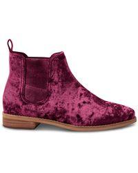 TOMS - Women's Ella Ankle Boot - Lyst