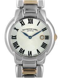 Raymond Weil Stainless Steel Watch - Metallic