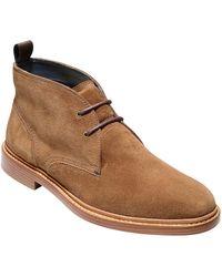 Cole Haan - Adams Grand Chukka Boots - Lyst