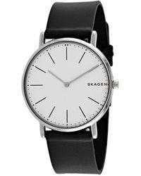 Skagen Denmark Signatur Watch - Metallic