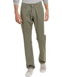 AG Jeans The Graduate Cypress Green Tailored Leg