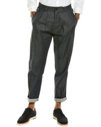 G-Star RAW Raw Varve Relaxed Pleated Chino - Blue