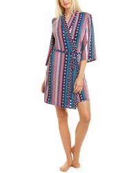 Natori - Bardot Slinky Robe - Lyst