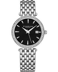 Stuhrling Original Women's Symphony Watch - Metallic