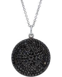 Nephora 14k 1.02 Ct. Tw. Diamond Necklace
