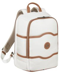 Delsey Chatelet Air Soft Backpack - White