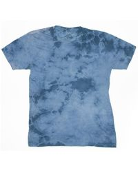 Original Paperbacks South Sea Crystal Tie-dye T-shirt - Blue