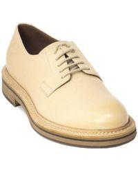 Brunello Cucinelli Leather Dress Shoe - Multicolour