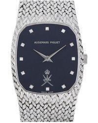 Audemars Piguet Audemars Piguet Unisex Diamond Watch - Multicolour