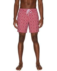 Sperry Top-Sider Swim Trunk - Red