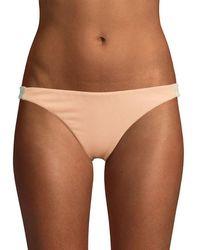 Tularosa Etro Bikini Bottom - Brown
