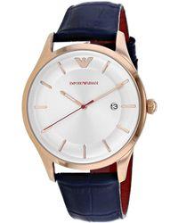 Armani Exchange Armani Men's Classic Watch - Metallic