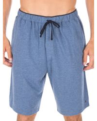 Tommy Hilfiger - Knit Sleep Jam Shorts - Lyst