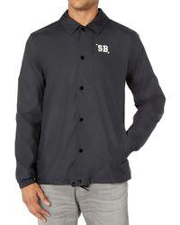 Nike Sb Shield Jacket - Black