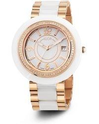 Alor Women's Cavo Diamond Watch - Metallic
