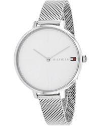 Tommy Hilfiger Classic Watch - Metallic