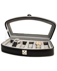 Bey-berk - Leather 6-watch Case - Lyst