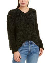 Raga Kori Sweater - Black