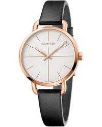 Calvin Klein - Even Watch - Lyst
