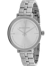 Michael Kors Women's Bridgette Watch - Metallic