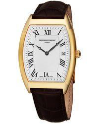 Frederique Constant - Men's Slim Line Watch - Lyst