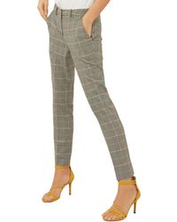 Ba&sh Gino Wool-blend Pant - Multicolour