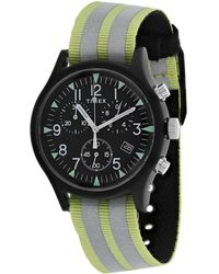Timex Aluminum Watch - Black