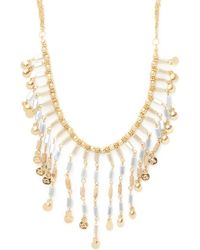 Cara Couture Jewelry - Multi-bead Bib Necklace - Lyst