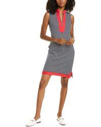 Brooks Brothers Mock Shift Dress - Multicolour