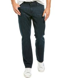 DL1961 Premium Denim Avery Blue Modern Straight Leg