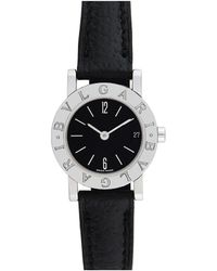 BVLGARI Bulgari 1990s Women's Bvlgari Watch - Black