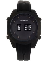 Morphic Men's M76 Series Watch - Black
