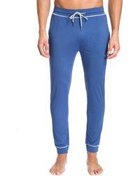 Jared Lang Lounge Pant - Blue