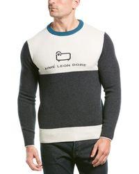 Woolrich Wool Crewneck Jumper - Grey