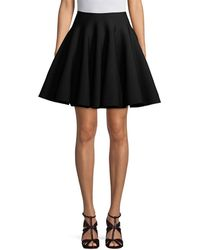 Alaïa Day Dress / Black White