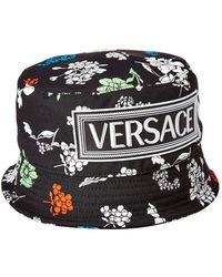 Versace Printed Bucket Hat - Multicolour