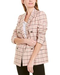 Bogner Regina Wool-blend Coat - Multicolor