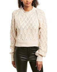 Equipment Roesia Sweater - White
